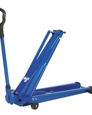 High Lift & Long Reach Trolley jack