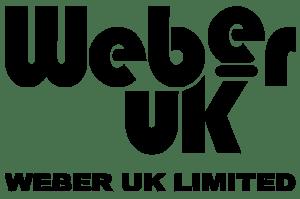 Weber UK Logo Black